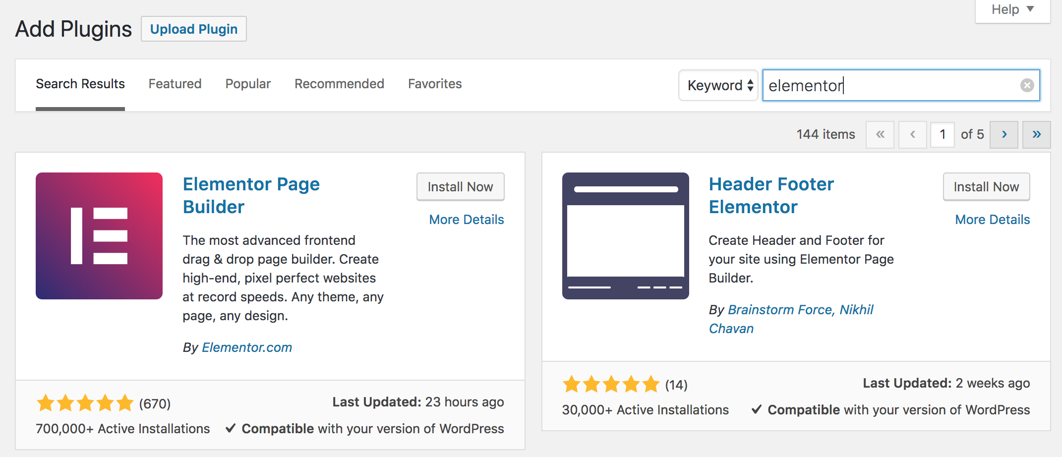 Site Building with WordPress and Elementor